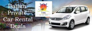 Batam Private Car Rental | Van Rental | Bus Rental