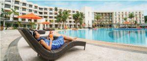 Harris-Waterfront-Hotel-Package-Deal Best Batam Resort Holiday