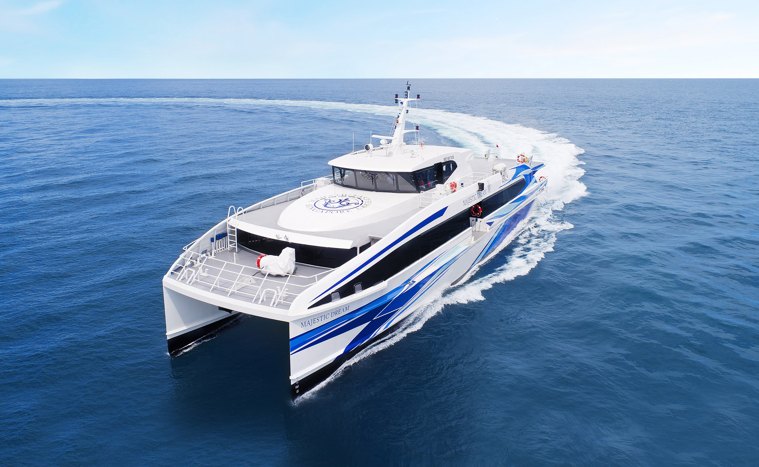 Majestic Fast Ferry Tickets Online