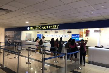 majestic fast ferry online booking