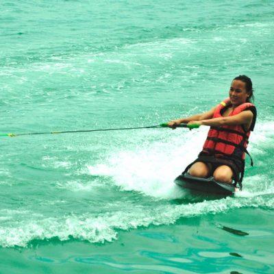 Batam water sports holiday