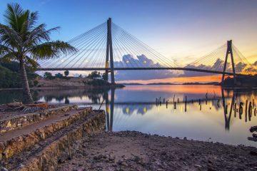 Balerang Bridge Batam in Batam Ferry Deal Online