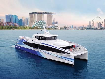 Majestic Ferry : Batam Ferry Services Singapore To Batam | Buy Batam Ferry Ticket Online