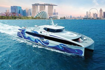 Batam Fast Ferry (Majestic Fast) Ferry to Batam Best Ticket Deals