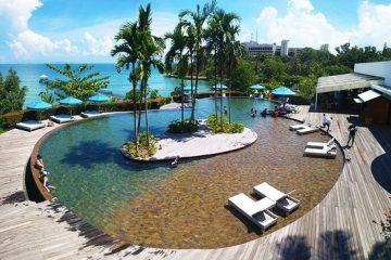 beach villa nongsa batam