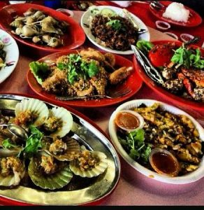 batam food seafood golden prawn batam Best Batam Seafood Restaurants | Indonesian Food in Batam