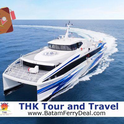 Singapore Batam Ferry Service : Batam Trip Ferry Review